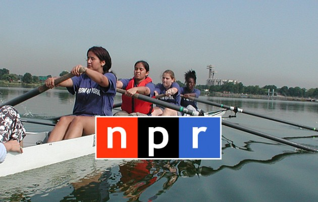 Rowing Toward College