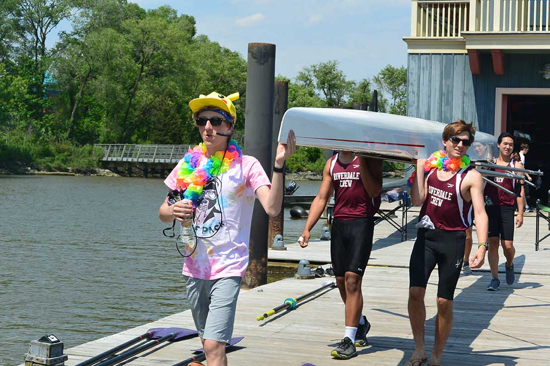 2017 Summer Rowing Camps