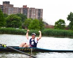 John Chatzky shares his coxswain expertise with Row New York!