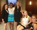 Sharing the Row New York Experience at Blackstone