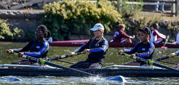 Leaps and Bounds at the Head of the Schuylkill Regatta
