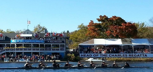 Opportunities Abound at the Head of the Charles Regatta!