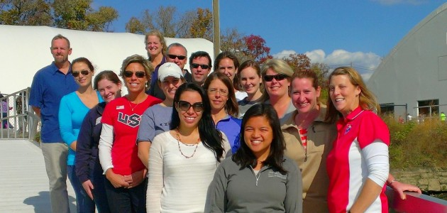 Row New York Attends Adaptive Sports Workshop with USRowing in Washington D.C.