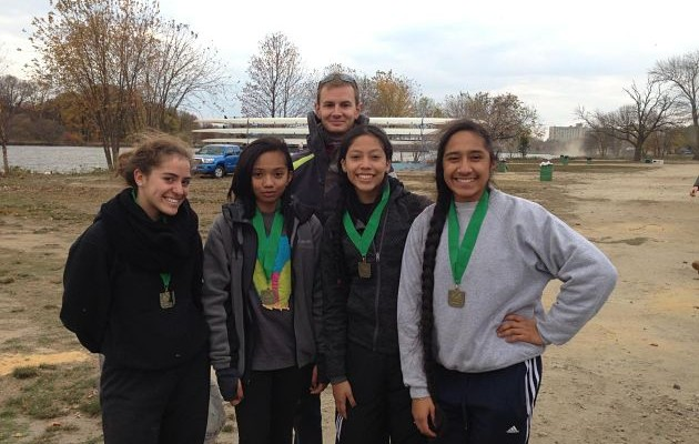 Recap of the Bill Braxton Memorial Regatta and Row New York's Tour of Rutgers University