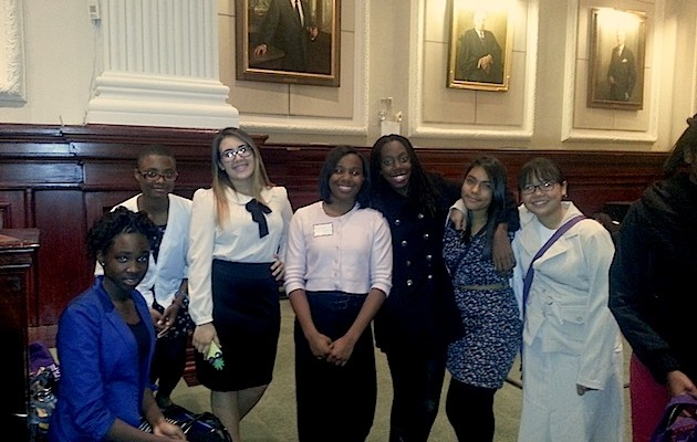 Strong Women, Strong Leaders: Row New York's Trip to the Girls Leadership Day Conference