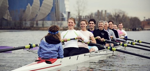 Join Us Saturday on the Harlem River