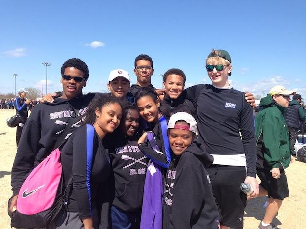 Long Island Junior Championships Rowing