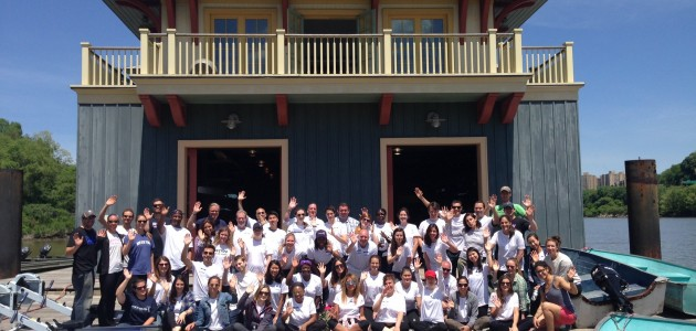 Sun and Service: RNA Teams Up with RNY for a Corporate Volunteer Day!