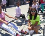 Racing to the Summer with School Day Para-Rowing