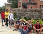 College visit to Mount Saint Vincent