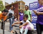 Learn-to-Row in Union Square!