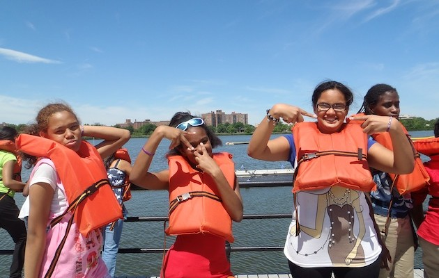 Because We're Happy: An Insight into Row New York's School Day Para-rowing Program