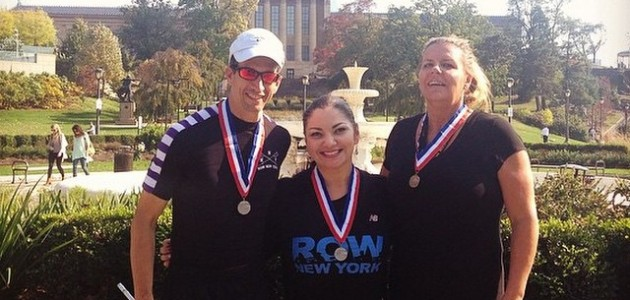 Youth, Masters, and Para-Rowers Find Success at the Head of the Schuylkill!