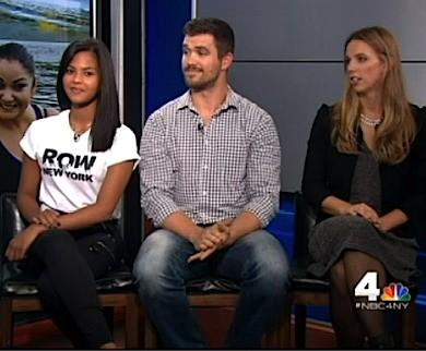 NBC's Coverage of Row New York