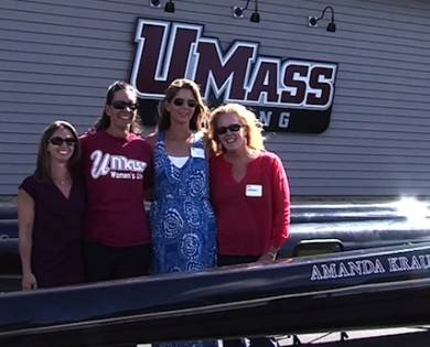 UMass Profile on Amanda Kraus
