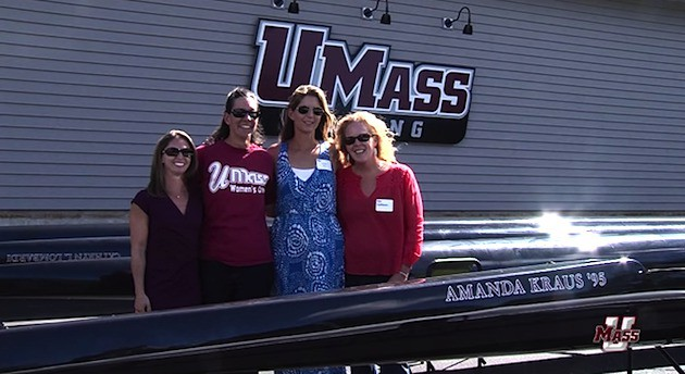 UMass Profile on Amanda Kraus