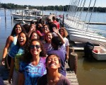 A Worthy Exchange: Queens Varsity Visits Newport Rowing Club!