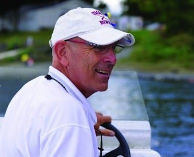 UMass Coach Praises RNY's Founder