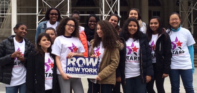 Celebrating Women's Herstory Month with STARS Citywide Girls Initiative!
