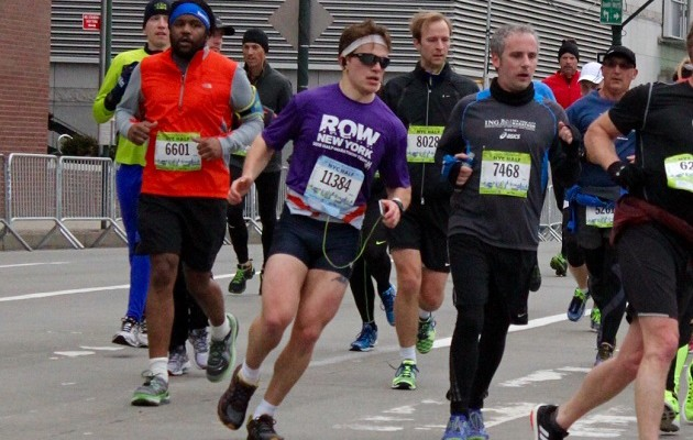 The 2015 NYC Half-Marathon: A RNY Runner's Perspective