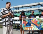 Groundswell's Mural Dedication Ceremony!