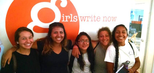Writing Our Stories with the Girls Write Now College Essay Workshop!
