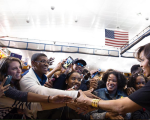 Celebrating College Signing Day With Michelle Obama