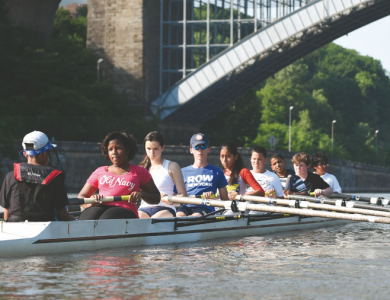 On the Harlem River