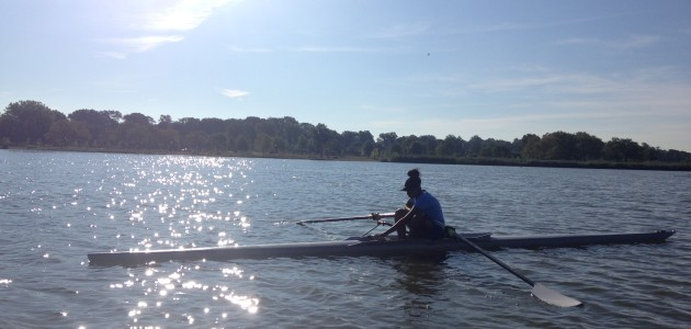 Why I Fell in Love With Rowing