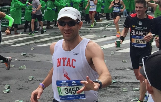 Meet Rob Milam: A TCS New York City Marathon Runner