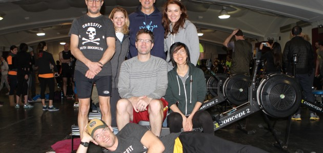 A Jingle Mingle Formula With CrossFit South Brooklyn