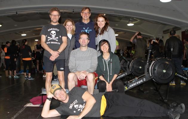 A Jingle Mingle Formula With CrossFit South Brooklyn