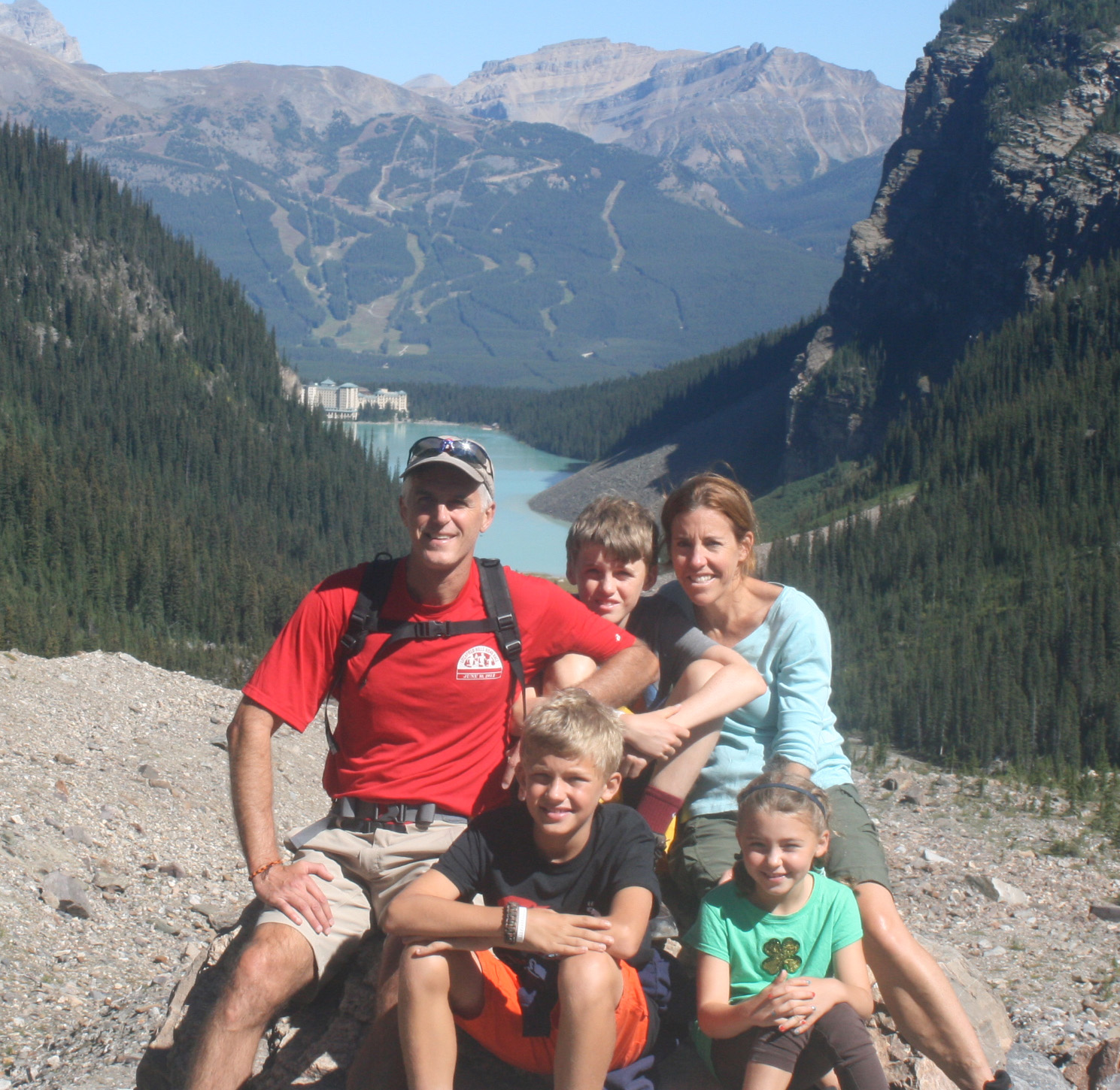 Canadia trip 2013