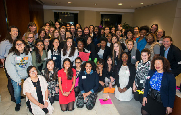 Young Women's Professional Dinner: Go Confidently Into the World
