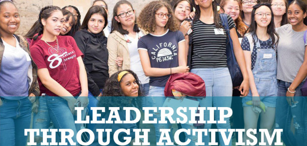 Girls Leadership Summit: Leadership Through Activism