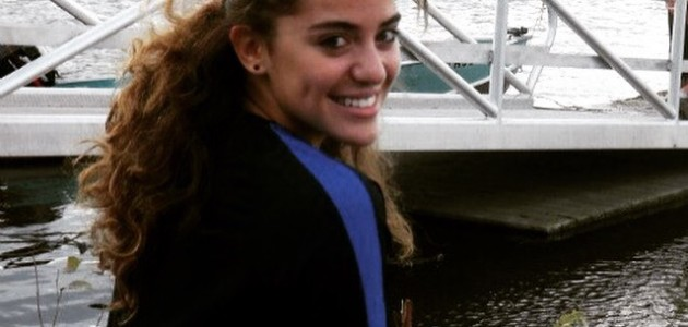 From Middle School Rowing to Communications Interning: Meet Kassandra