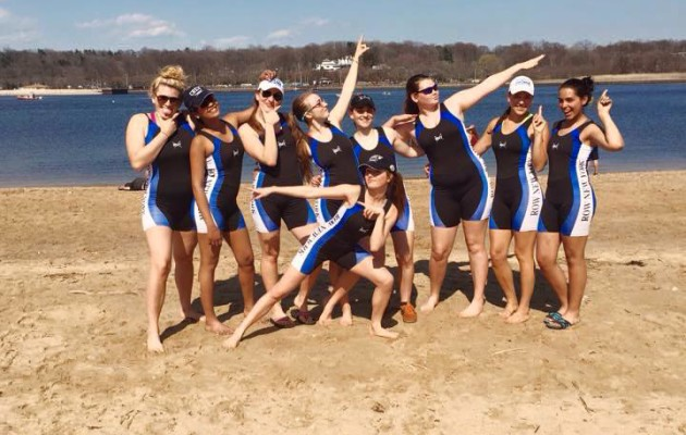 Queen's Queens and the Alumni G.O.A.T. Take On The Harlem River Classic