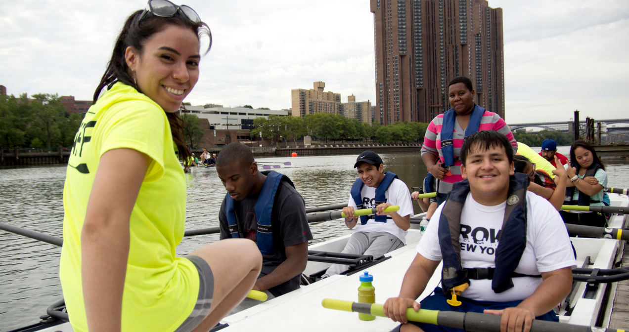 Gustavo and Carol at PJS Regatta
