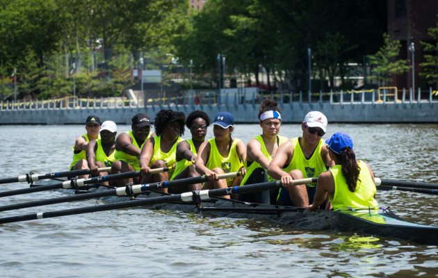 The 2017 Harlem River Classic
