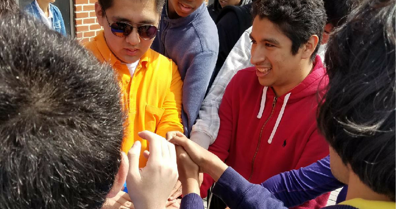 Hands In Rec Adaptive