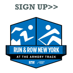 NYC's First Running & Rowing Biathlon Nov 19
