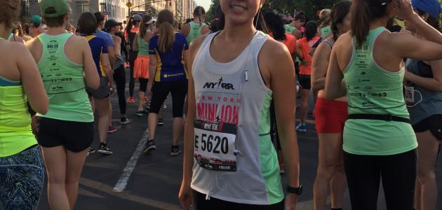 TCS NYC Marathon Athlete Spotlight: Rita Kim