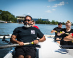 Ricardo Charriez: Veteran & Rower