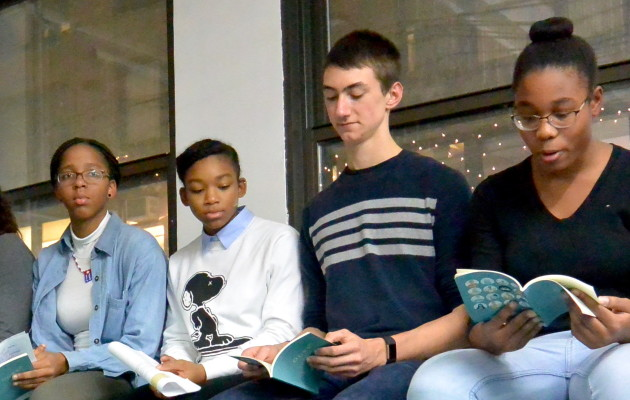 Where The Ocean Holds The Sky: Personal Narratives By Our Students