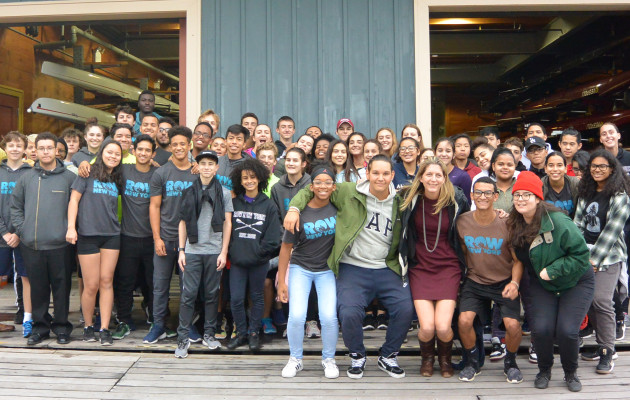 A New Year, A New Boathouse, and Some New Faces!